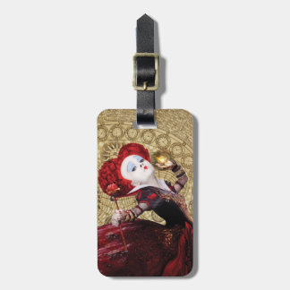 The Red Queen | Adventures in Wonderland 2 Bag Tag