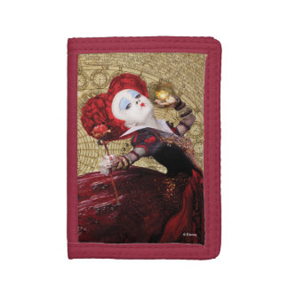 The Red Queen | Adventures in Wonderland 2 Tri-fold Wallets