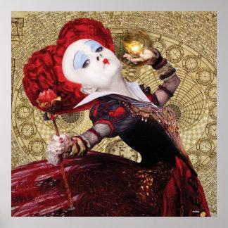 The Red Queen | Adventures in Wonderland Poster