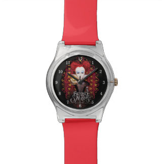 The Red Queen | Beyond the Mirror Wrist Watch