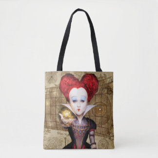 The Red Queen | Don't be Late 2 Tote Bag