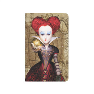 The Red Queen | Don't be Late Journals