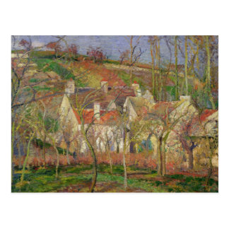 The Red Roofs, or Corner of a Village Postcard