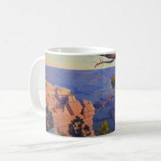 The Red Sentinel Coffee Mug