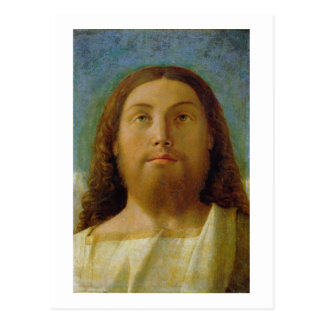 The Redeemer (oil on panel) Postcard