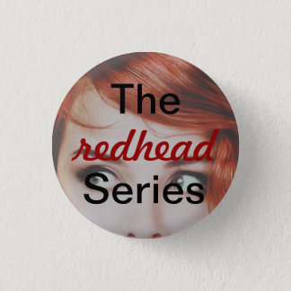The REDHEAD Series 1 Inch Round Button