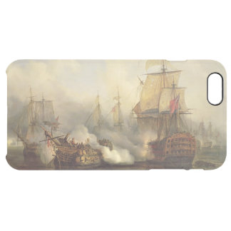 The Redoutable at Trafalgar, 21st October 1805 Clear iPhone 6 Plus Case