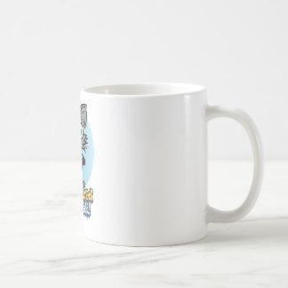 The Reduced Break Crazy Cat! Coffee Mug
