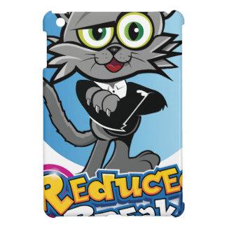 The Reduced Break Crazy Cat! iPad Mini Case