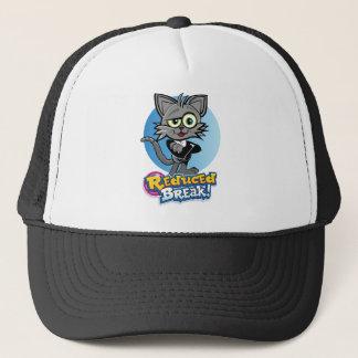 The Reduced Break Crazy Cat! Trucker Hat