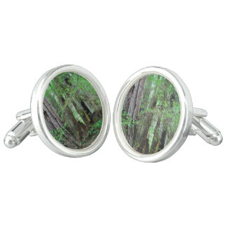 The Redwoods - Sequoia Cuff Links