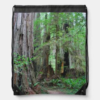 The Redwoods - Sequoia Drawstring Bag