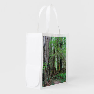 The Redwoods - Sequoia Reusable Grocery Bag