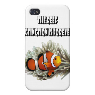 The Reef and Clown Fish iPhone 4 Case