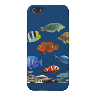 The Reef iPhone 5/5S Cases