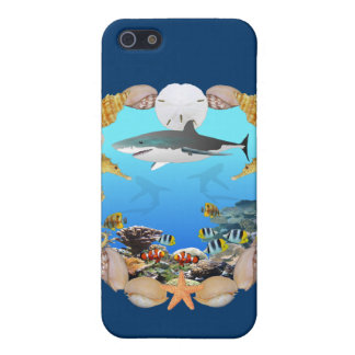 The Reef iPhone 5 Case
