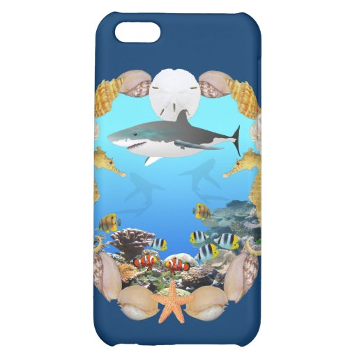 The Reef iPhone 5C Cover
