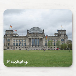 The Reichstag building, Berlin Mouse Pad