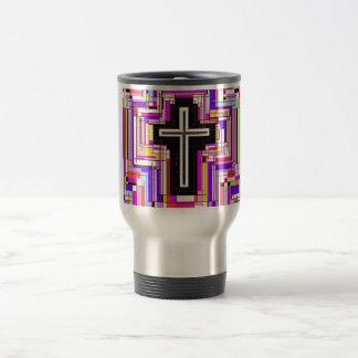 The Religious Christian Cross Mugs