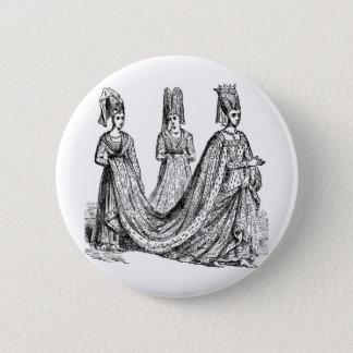 The Renaissance Wedding 2 Inch Round Button
