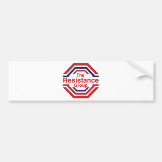 The Resistance Bumper Sticker