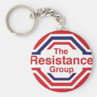 The Resistance Keychain