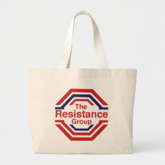 The Resistance Large Tote Bag
