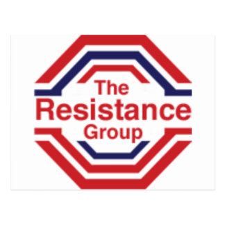 The Resistance Postcard
