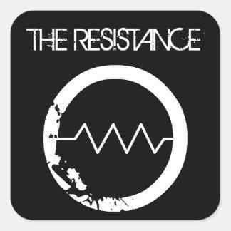 THE RESISTANCE STICKER