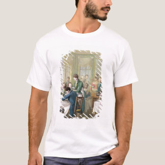 The Restaurant in the Palais Royal, 1831 T-Shirt