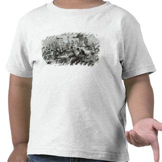 The Restaurant of wet feet T-shirts