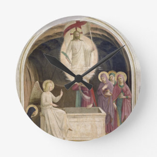 The Resurrection of Christ and the Pious Women at Clocks