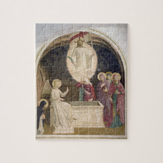 The Resurrection of Christ and the Pious Women at Jigsaw Puzzle