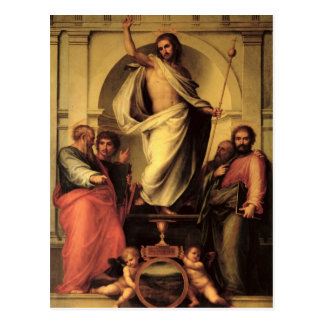 The Resurrection of Christ Postcard