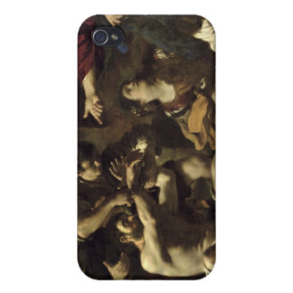 The Resurrection of Lazarus, c.1619 iPhone 4/4S Cover