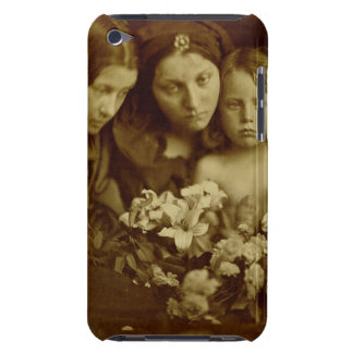 The Return after Three Days, c.1865 (sepia photo) Barely There iPod Case