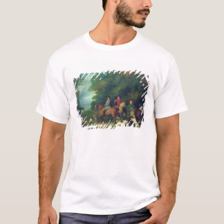 The Return from Shooting, 18th century T-Shirt