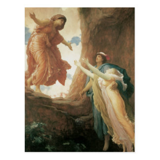 The Return of Persephone by Frederic Leighton Postcard