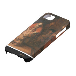 The Return of the Prodigal Son Custom iPhone Case