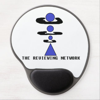 The Reviewing Network Gel Mousepad