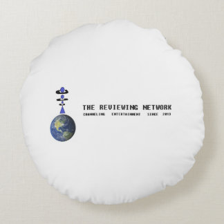 The Reviewing Network Throw Pillow