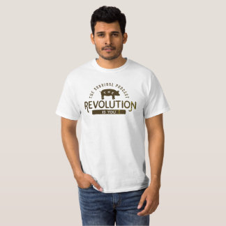 The Revolution Is You [With Pig] T-Shirt