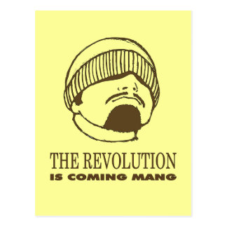 The Revolution Postcard