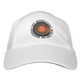 The Revolution Will Not Be Digitised Headsweats Hat