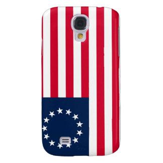 The Revolutionary War Betsy Ross Flag