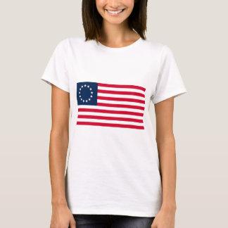 The Revolutionary War Betsy Ross Flag T-Shirt
