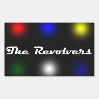 The Revolvers Sticker