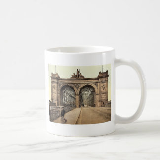 The Rhine Bridge, Mannheim, Baden, Germany rare Ph Coffee Mug