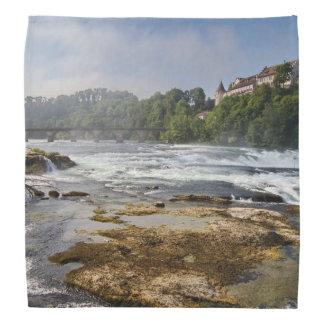 The Rhine Falls Bandana