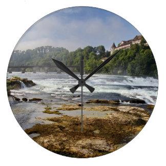 The Rhine Falls Clocks
